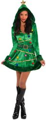 Christmas Tree Dress Costume - Small (2-4), Medium (6-8), Large (10-12)