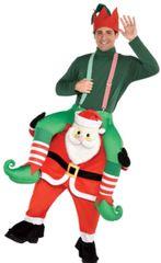 Ride-On Santa - Adult Standard