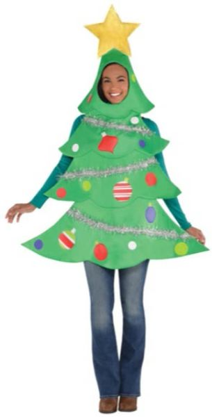 Oh Christmas Tree - Adult Standard
