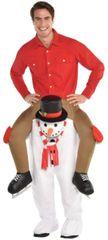 Ride On Snowman - Adult Standard
