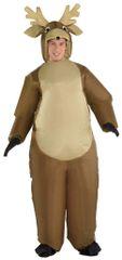 Inflatable Reindeer - Adult Standard
