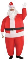 Inflatable Santa - Adult Standard