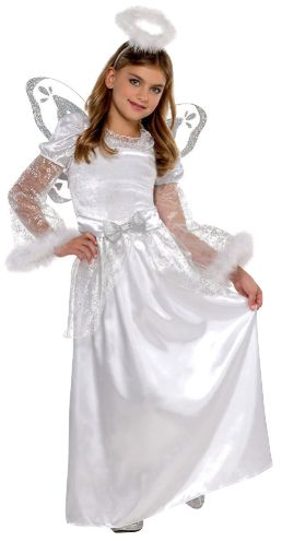 Christmas Angel - Small (4-6), Medium (8-10), Large (12-14)