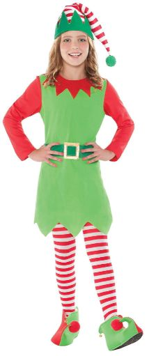 Merry Elf - Medium (8-10), Large (12-14)