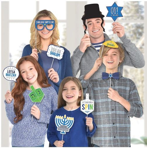 Hanukkah Basic Photo Props