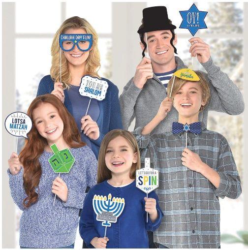 Hanukkah Basic Photo Props