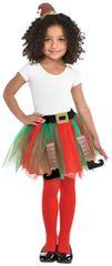 Christmas Elf Tutu/Headband Kit - Child