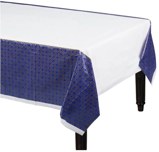 Eid Celebration Plastic Table Cover