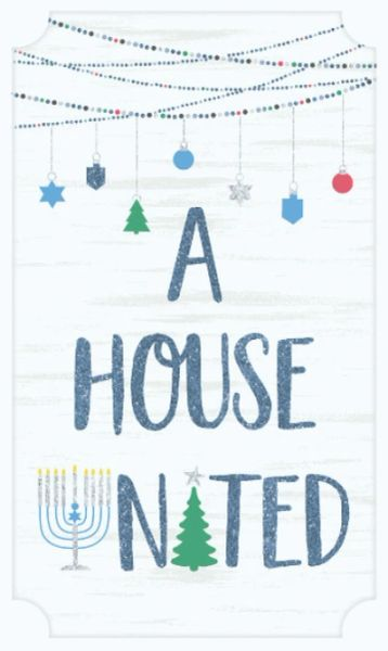 A House United Sign
