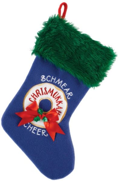 Chrismukkah Stocking