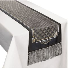 Glitz & Glam Fabric Table Runner