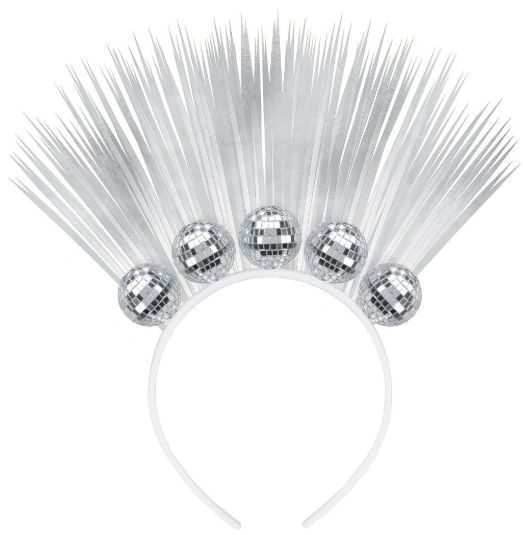 Disco Ball Drop Headband