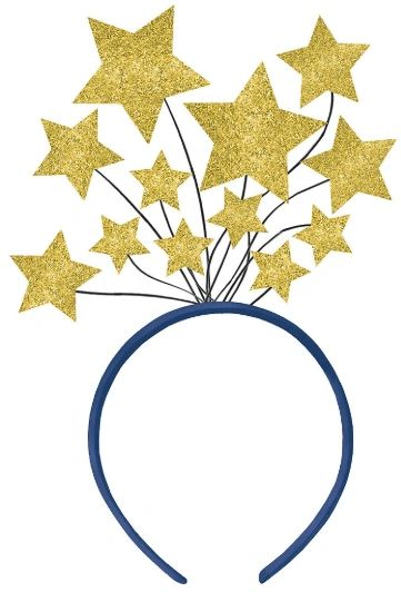 Stars Headband