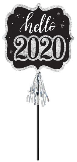 Hello 2020 Deluxe Prop On A Stick