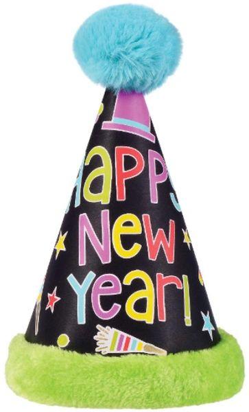 Happy New Year Cone Hat - Child