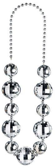 "Disco Jumbo Beads, 55"""