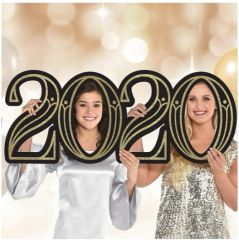 """2020"" Roaring 20's Giant Photo Prop Frame"
