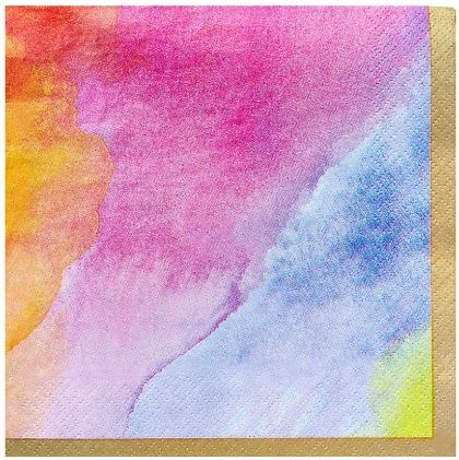 Rainbow Dream Luncheon Napkins, 16ct
