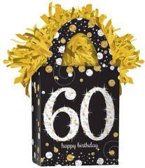 Mini Tote Balloon Weight - Sparkling Celebration 60