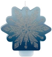 ©Disney Frozen 2 Glitter and Decal Candle