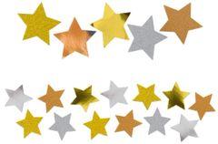 Giant Confetti - Stars, 48pcs