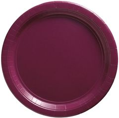 "Berry Big Party Pack Paper Plates, 9"" - 50ct"