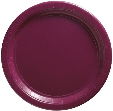 """Berry Big Party Pack Paper Plates, 9"""" - 50ct"""
