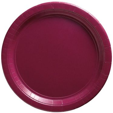 """Berry Big Party Pack Paper Plates, 7"""" - 50ct"""