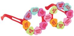 Candy Heart Glasses