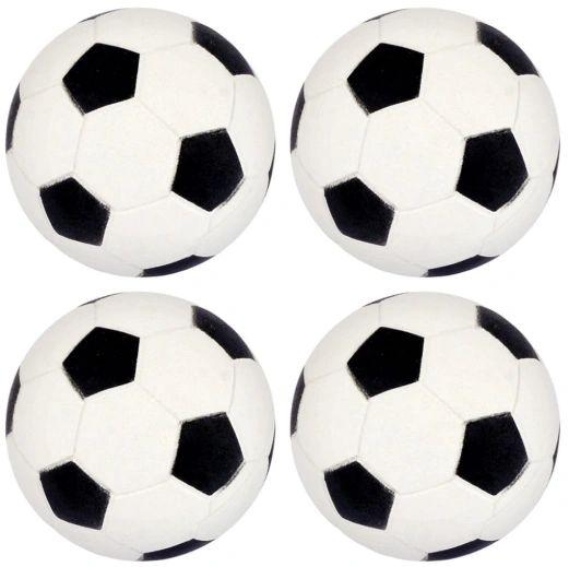 Goal Getter Sponge Soccer Balls, 4ct