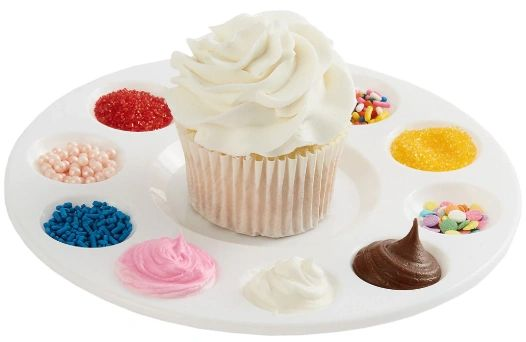Baking Party Cupcake Decorating Tray