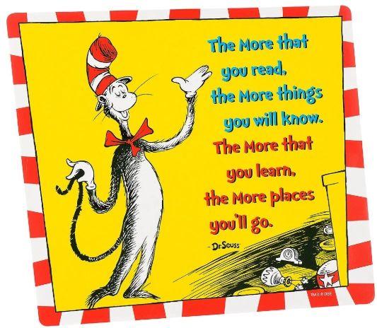 Dr. Seuss Large Cutout