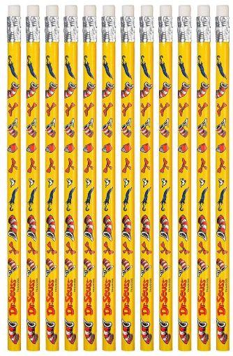 Dr. Seuss Pencils, 12ct