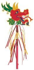 Chinese New Year Dragon Jingle Wand