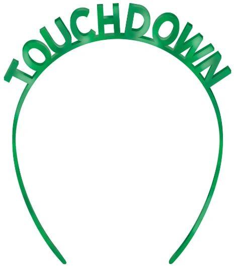 Touchdown Metal Headband