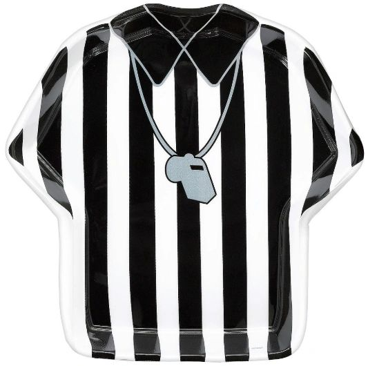 Referee Tray, Vac Form