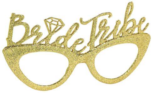 Bride Tribe Glasses, 6ct