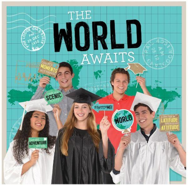 The World Awaits Scene Setter® w/ Props, 15pc