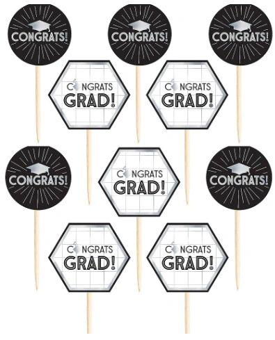 Grad Grid Deluxe Picks, 24ct