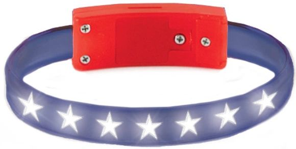 Patriotic Light-Up Bracelet