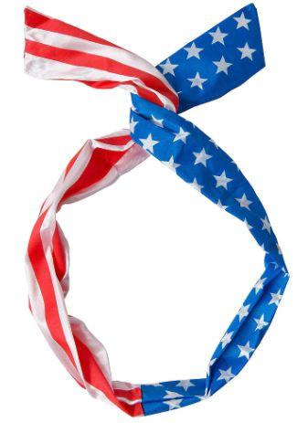 Patriotic Head Scarf