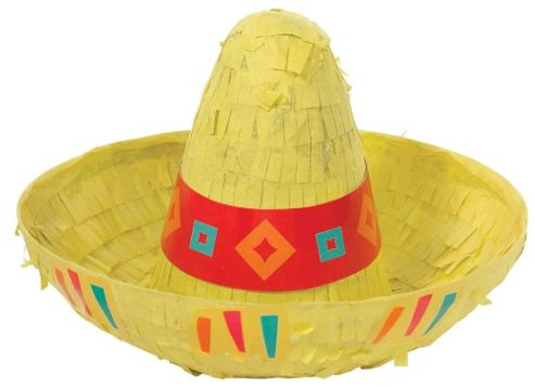 Mini Sombrero Decoration