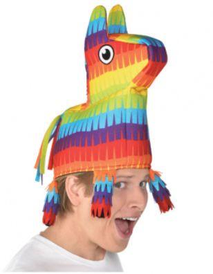 Donkey Piñata Hat