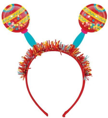 Maracas Shaker Headband
