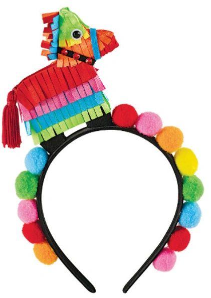 Cinco Pinata Deluxe Headband