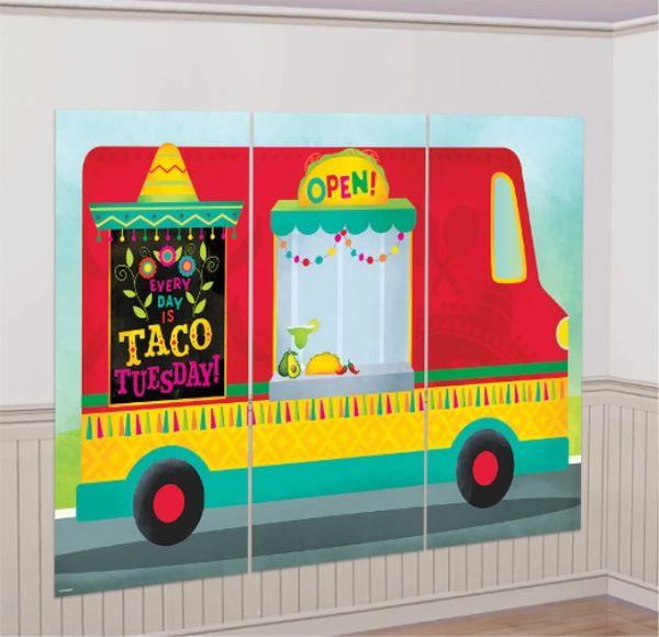 Taco Truck Scene Setter®