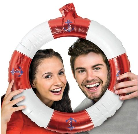 Life Ring Inflatable Frame