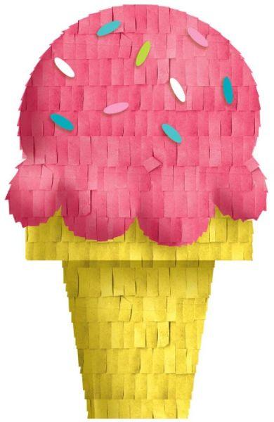Just Chillin' Mini Ice Cream Decoration