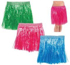 Adult Hula Skirt 3-Pack