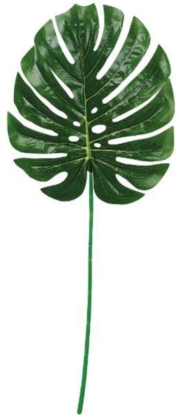 """Faux Plastic Palm Leaf, 29 1/2"""""""